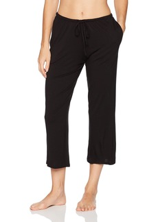 ELLEN TRACY Women's Cropped Pajama Pant  XL