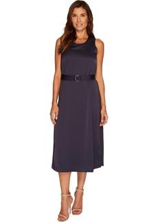 ELLEN TRACY Women's D-Ring Column Dress