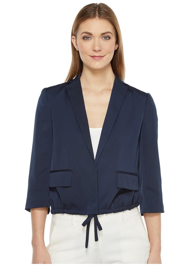 ELLEN TRACY Women's Drawstring Jacket