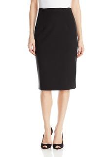 Ellen Tracy Women's High Waist Pencil Skirt