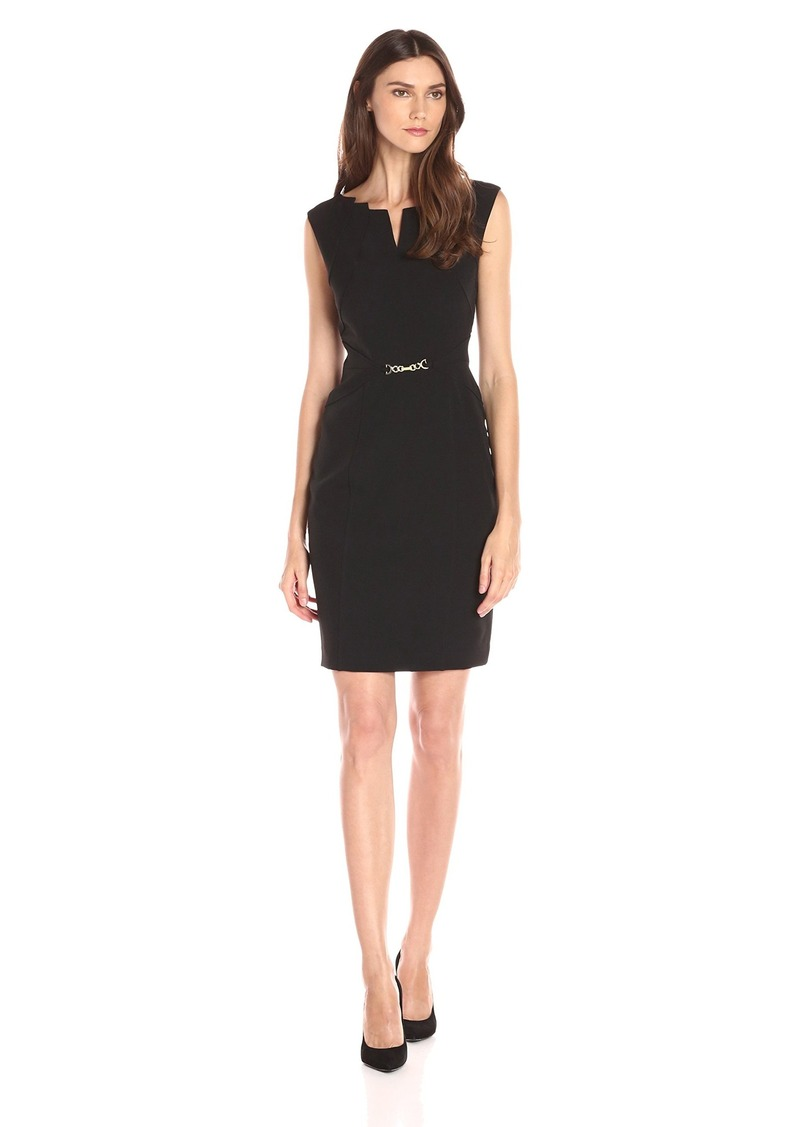 Ellen Tracy Women's Kenya Sheath Dress