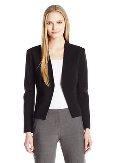 Ellen Tracy Women's Open Front Jacket