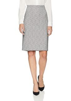 ELLEN TRACY Women's Pencil Skirt  XS
