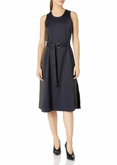 ELLEN TRACY Women's Petite Size D-Ring Column Dress  16P