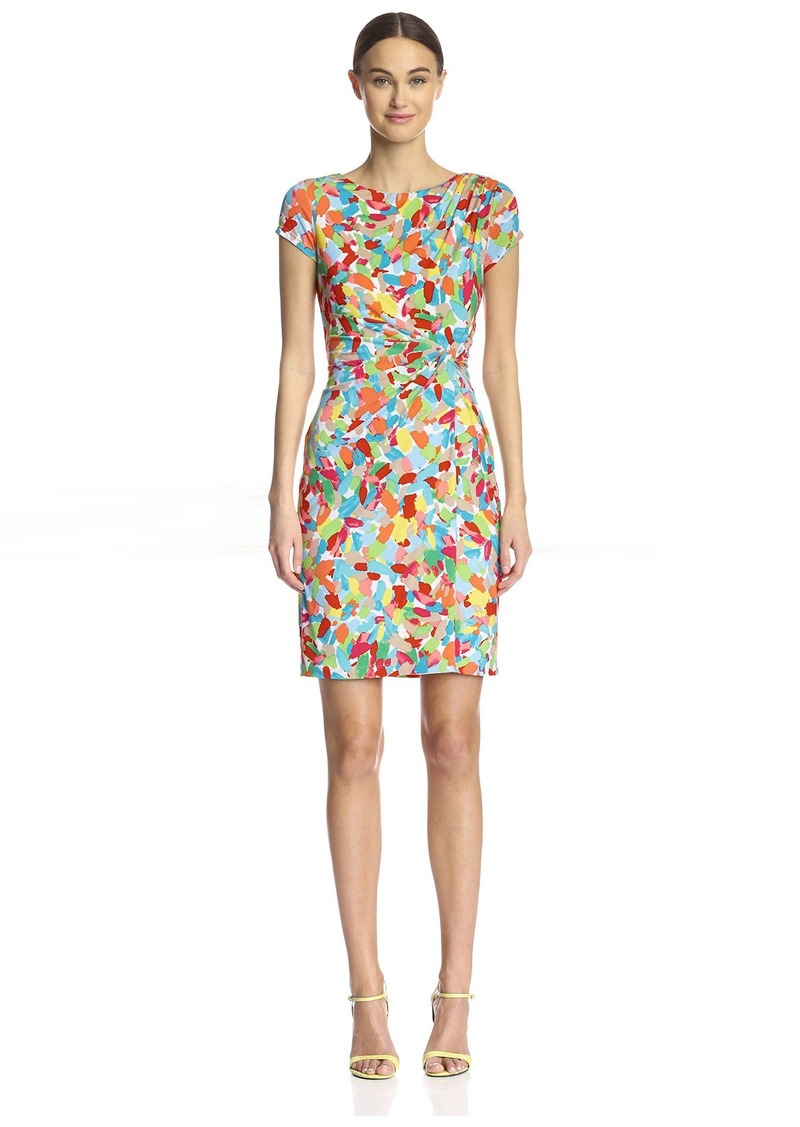 3d1d0732 Ellen Tracy ELLEN TRACY Women's Short-Sleeve Jersey Dress | Dresses