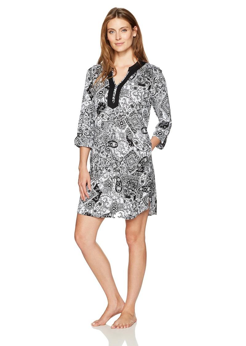 ELLEN TRACY Women's  Tunic XL