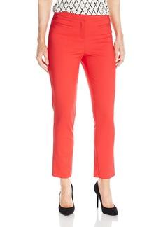 ELLEN TRACY Women's Welt Pocket Slim Pant