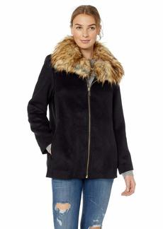 Ellen Tracy Women's Zip Front Jacket  L