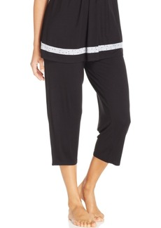 Ellen Tracy Yours to Love Capri Pajama Pants
