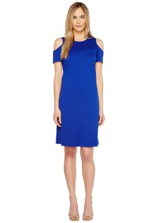 Ellen Tracy Open Shoulder Dress