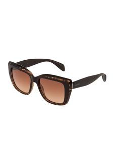 Ellen Tracy Plastic Cat Eye Sunglasses