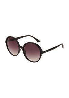 Ellen Tracy Plastic Round Sunglasses