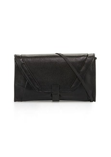 Elliott Lucca Cordoba Convertible Leather Clutch Bag