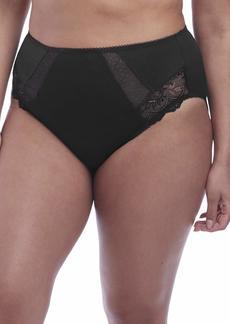 Elomi Women's Plus Size Meredith High Leg Brief  L