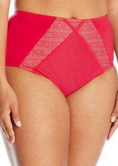 Elomi Women's Plus Size Mitzi Brief