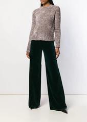 Emanuel Ungaro 1970's wide-leg trousers