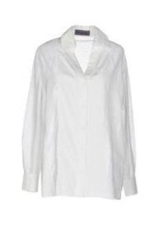 EMANUEL UNGARO - Solid color shirts & blouses