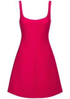Emilia Wickstead Double Duchesse Mini Dress