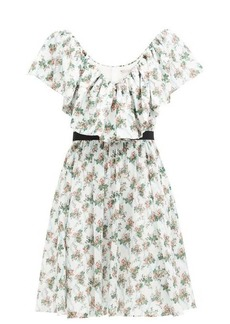 Emilia Wickstead Juniper floral-print cotton-voile dress
