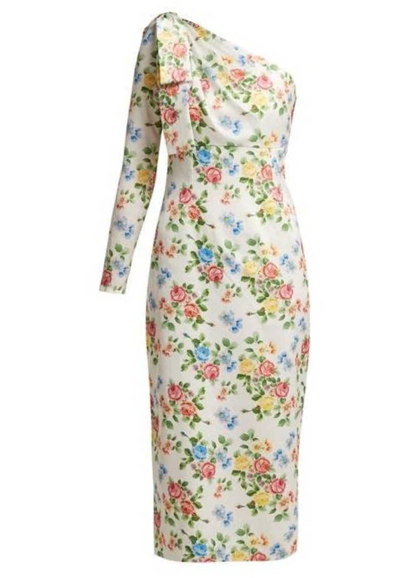 Emilia Wickstead Nadia floral-print dress
