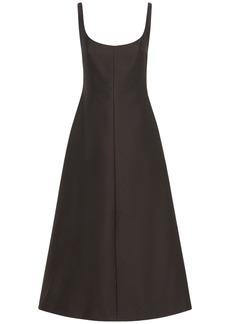Emilia Wickstead Sleeveless Midi Dress