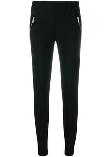 Emilio Pucci zipped pocket trouser leggings