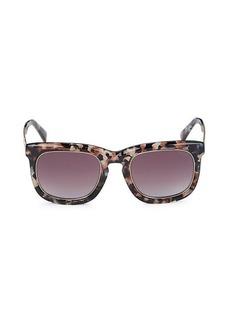 Emilio Pucci 50MM Square Sunglasses
