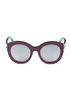 Emilio Pucci 51MM Oversized Sunglasses