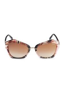 Emilio Pucci 56MM Geometric Sunglasses