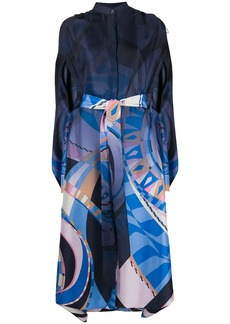 Emilio Pucci abstract-print dress