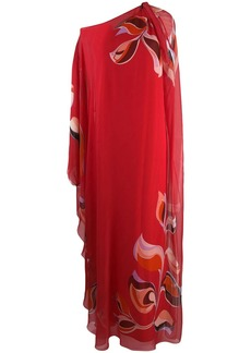 Emilio Pucci abstract print kaftan
