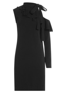 Emilio Pucci Asymmetric Dress with Cut-Out Detail on Sleeve