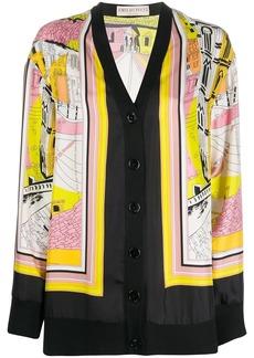 Emilio Pucci Battistero print jacket