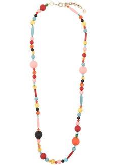Emilio Pucci Multicoloured Beaded Necklace