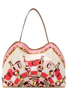 Emilio Pucci Bes-print tote bag