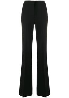 Emilio Pucci Black Flared Trousers