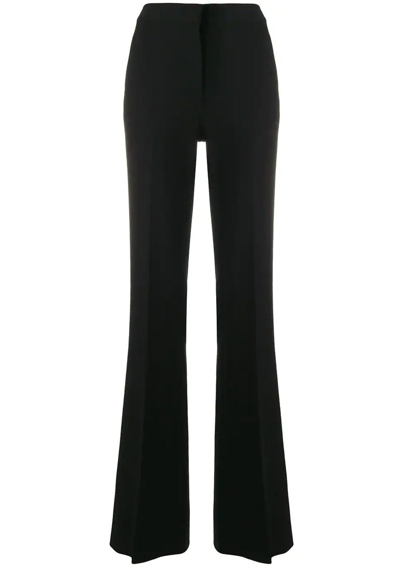 Emilio Pucci Black Flared Trousers