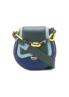 Emilio Pucci chain-link crossbody bag
