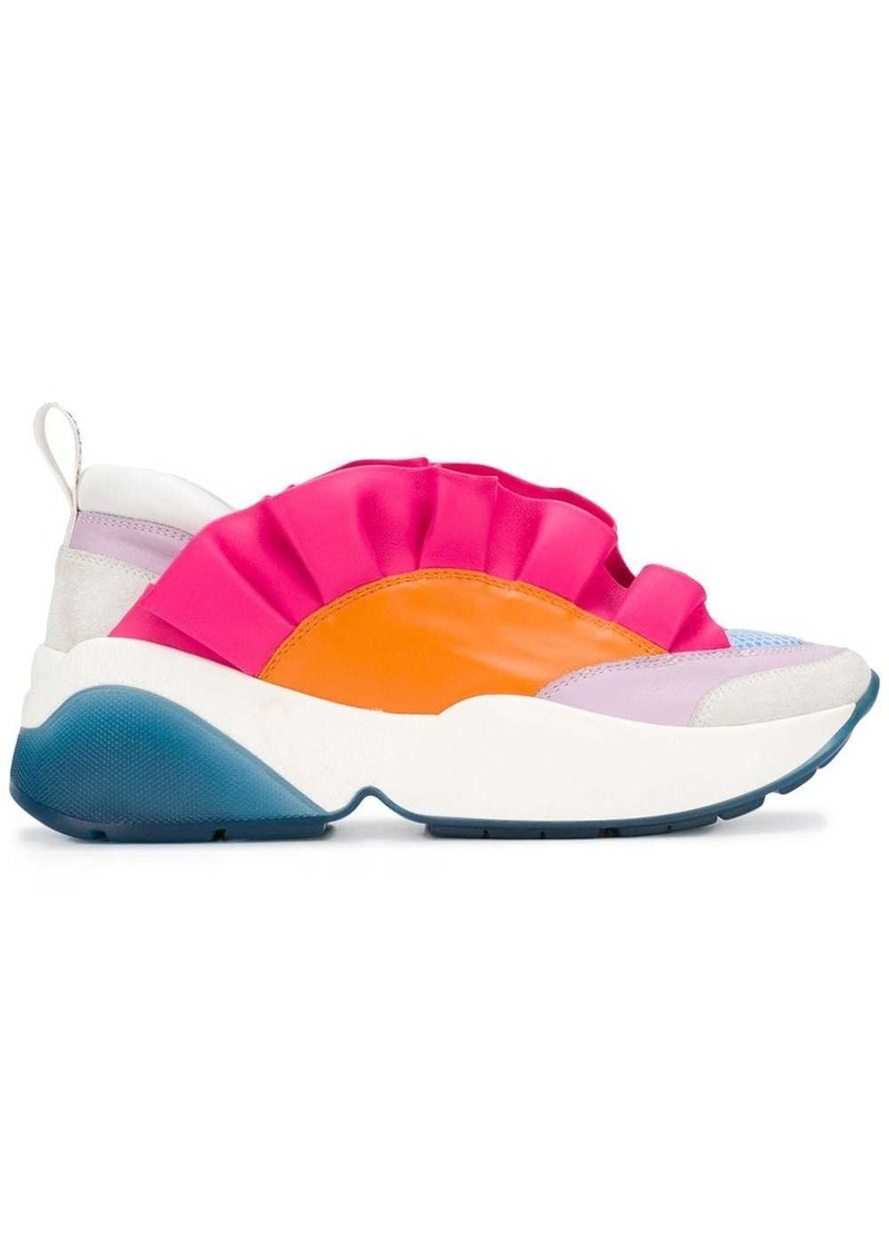 Emilio Pucci City Up colourblock sneakers