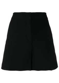 Emilio Pucci concealed fastening shorts