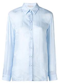 Emilio Pucci Copacabana Silk-Blend Shirt