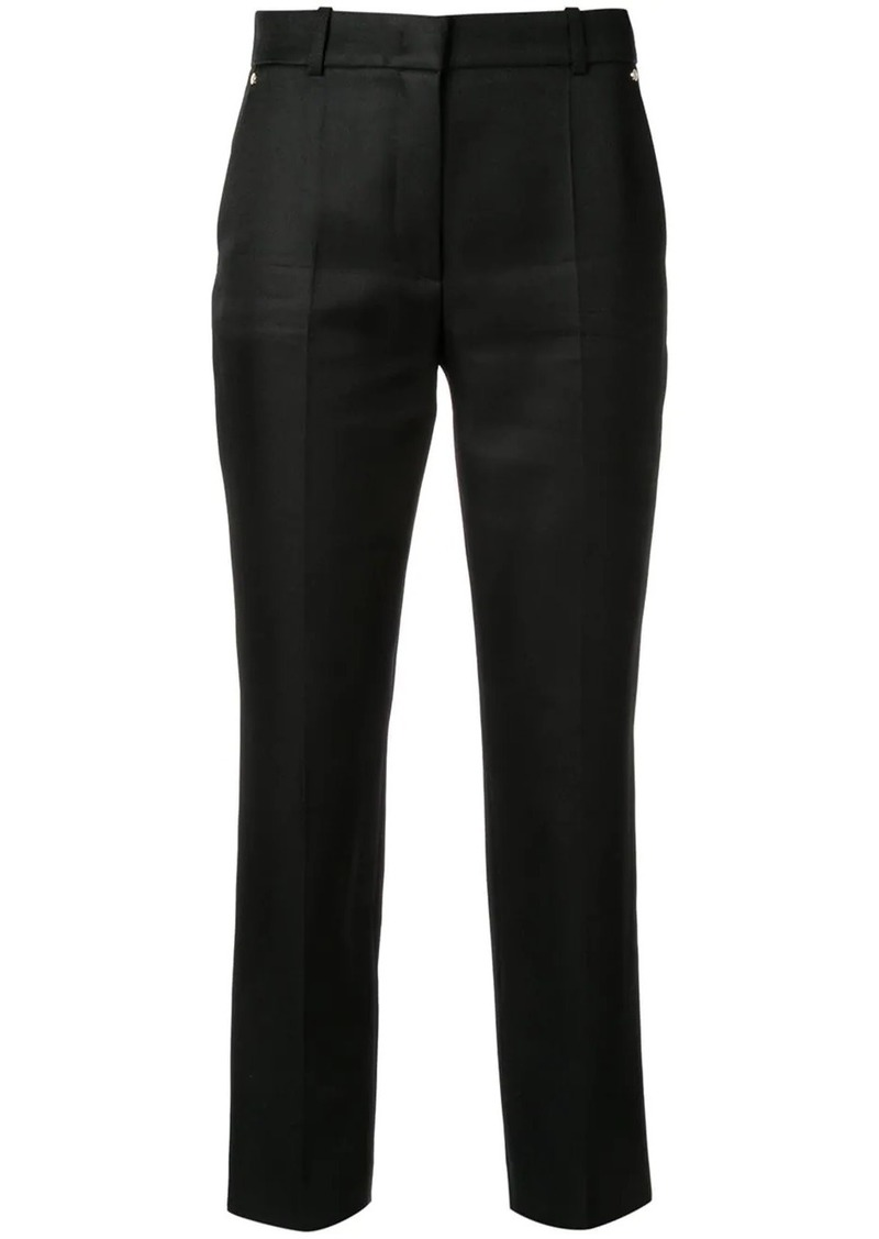 Emilio Pucci cropped high-waisted trousers