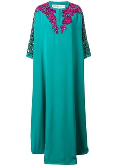 Emilio Pucci embellished kaftan dress