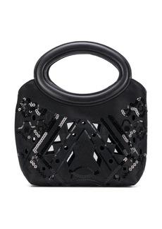 Emilio Pucci embroidered mini bag