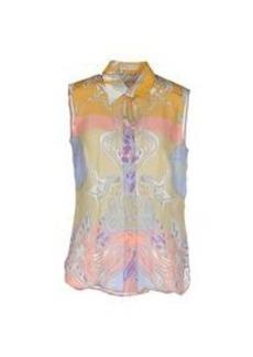 EMILIO PUCCI - Silk shirts & blouses