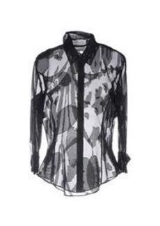 EMILIO PUCCI - Solid color shirts & blouses