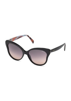 Emilio Pucci 57MM Butterfly Sunglasses