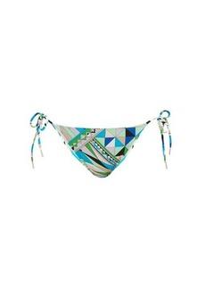 Emilio Pucci Bes-print bikini briefs