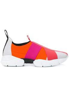 Emilio Pucci City slip-on sneakers - Pink & Purple