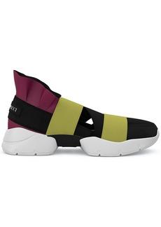 Emilio Pucci City Up custom sneakers - Black